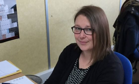 Claire Toothill – Accounts Supervisor
