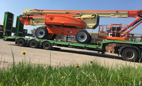Due to popular demand, we now have another JLG 1250