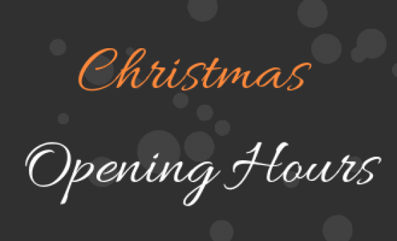 Mainline Christmas Opening Hours